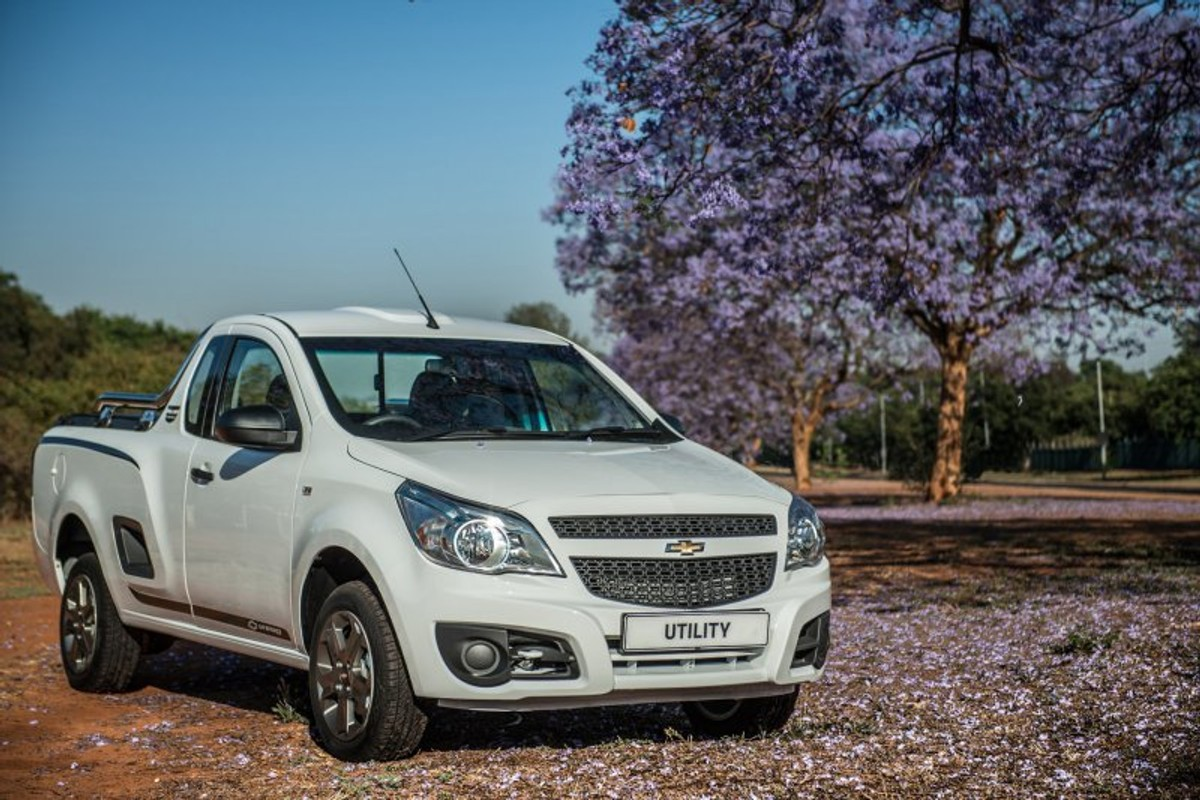 Limited Production Chevrolet Utility Uteforce Edition Introduced In