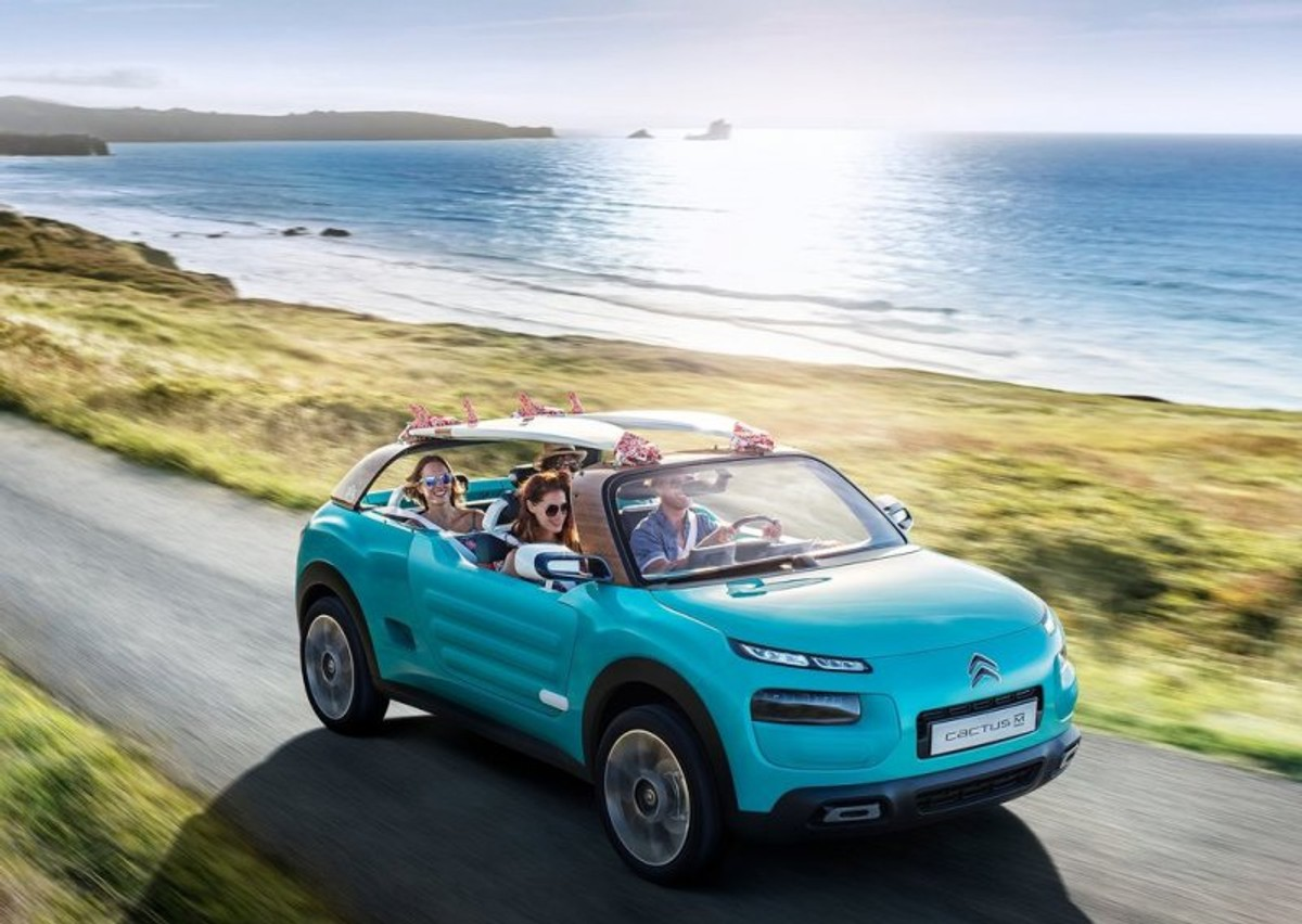 citroen cactus m concept is the coolest car for summer cars co za rh cars co za