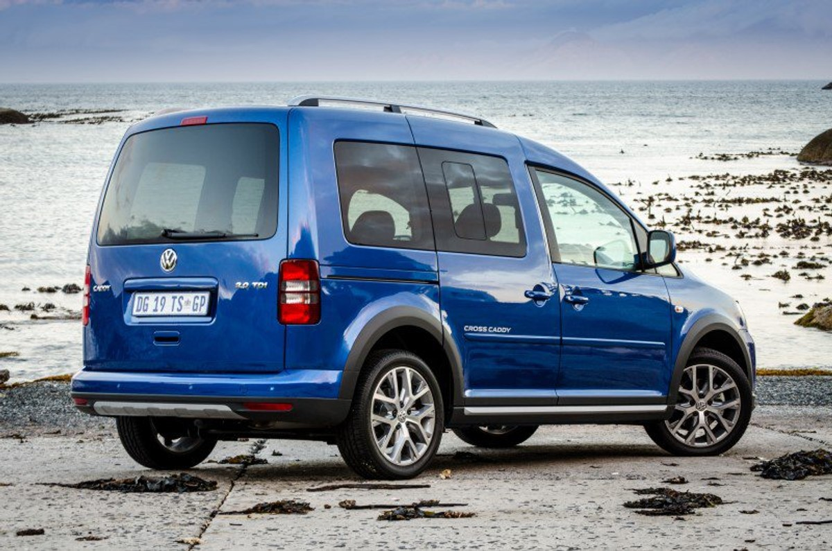7a9d060532 Most of us know the Volkswagen Caddy as a worker bee
