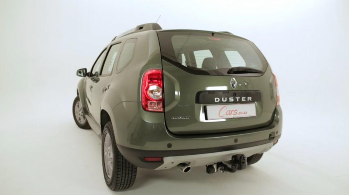 2015 Renault Duster Interior