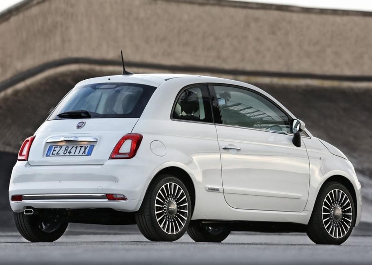 Fiat 500 specs 2016