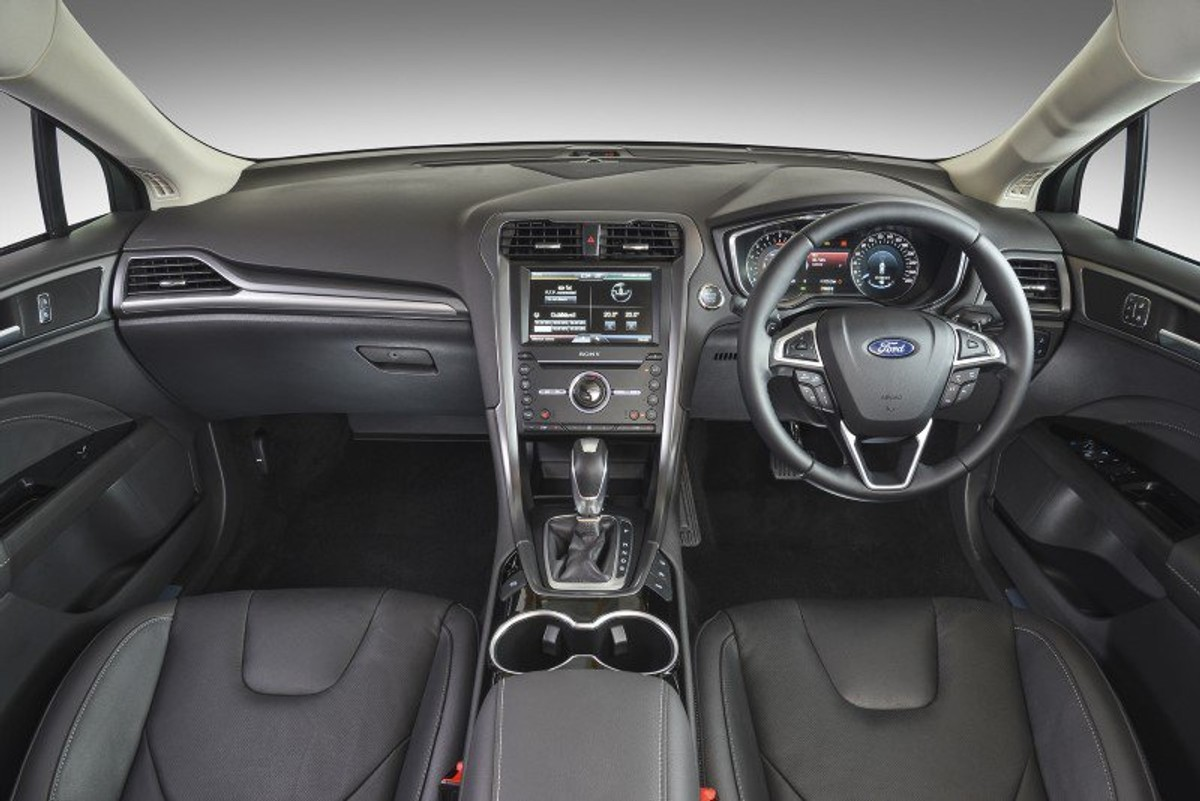 Ford fusion front ford fusion interior
