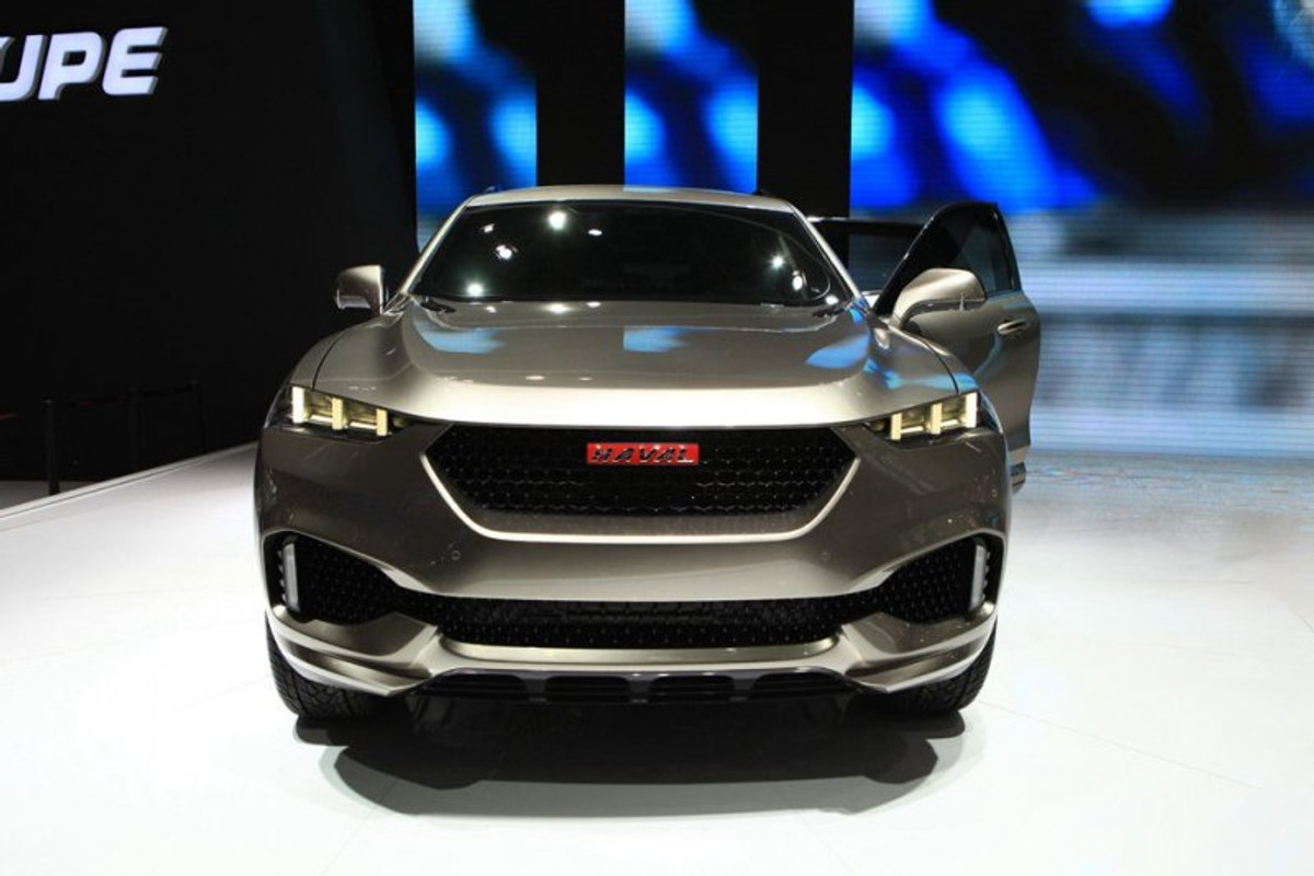 Haval Coupe Concept Unveiled Cars Co Za