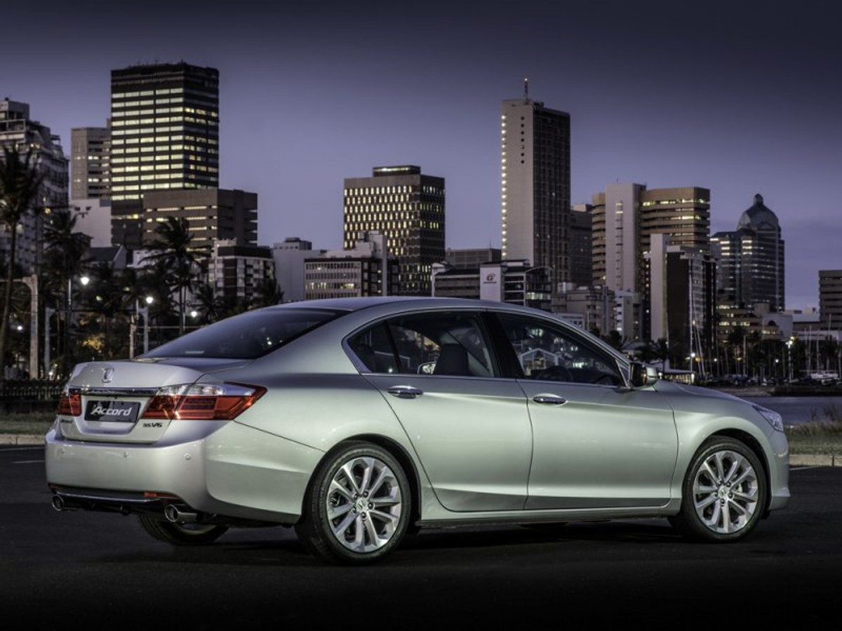 2014 Honda Accord Pricing & Specs for South Africa - Cars co za