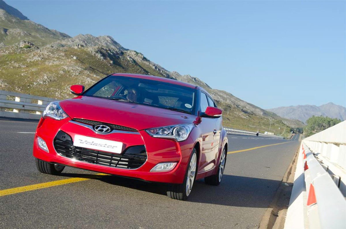 Hyundai Veloster Review Cars Co Za
