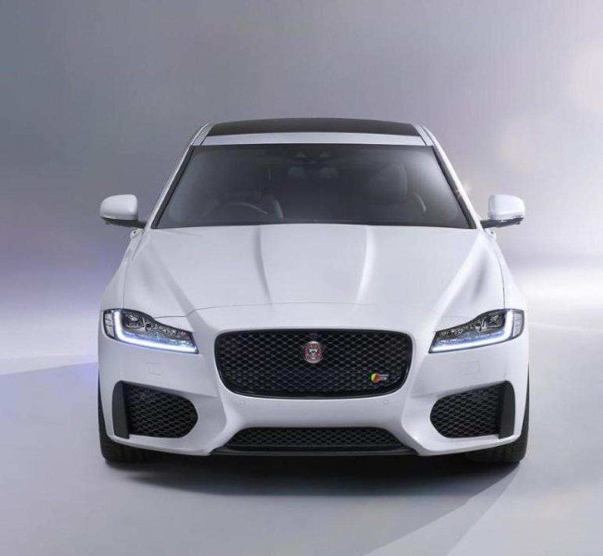 The New Jaguar: Jaguar XF (2016) Details Revealed With Video