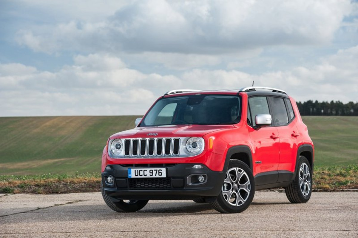 Jeep Renegade  2015  First Drive