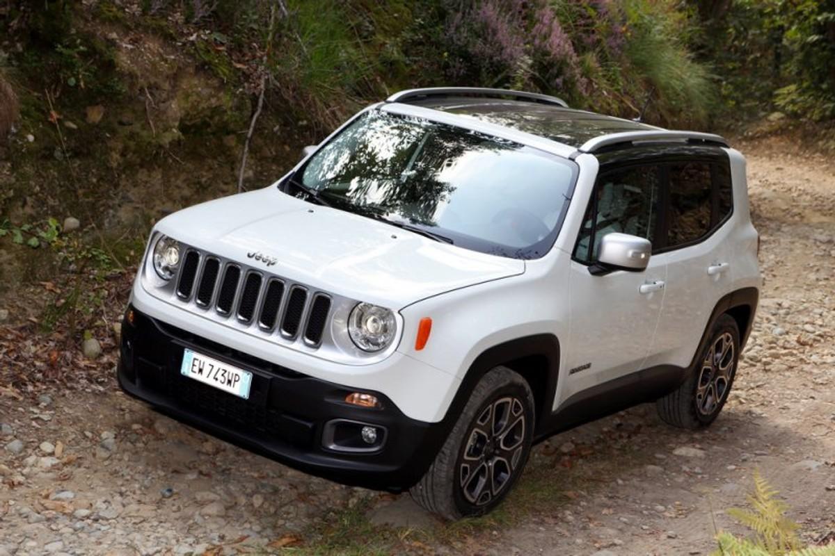 2015 Jeep Renegade  Driven