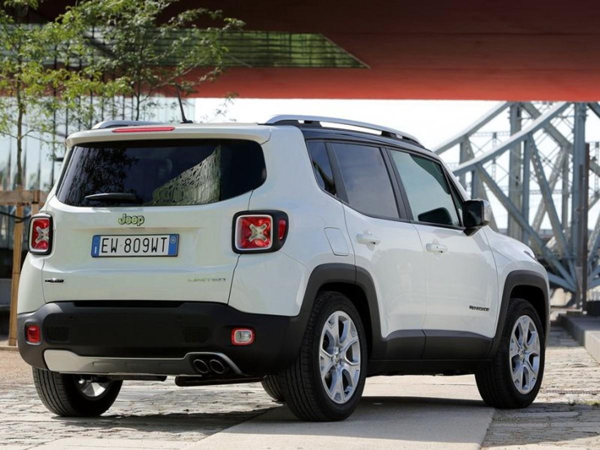 2015 Jeep Renegade Driven Cars Co Za