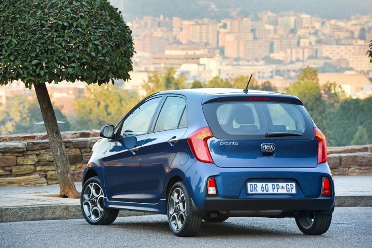 Kia Picanto Receives Facelift For SA - Cars.co.za