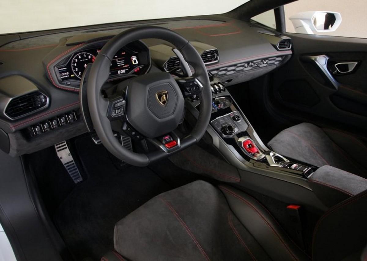 Lamborghini Huracan Lp610 4 2014 Review Cars Co Za