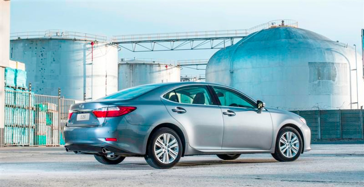 Lexus Es South African Prices Announced Cars Co Za
