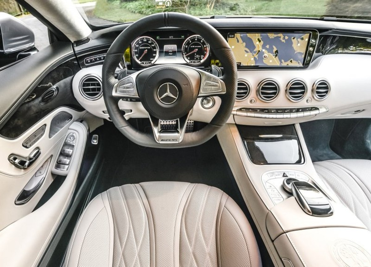 Mercedes S65 Amg Coupe 2015 Review Cars Co Za