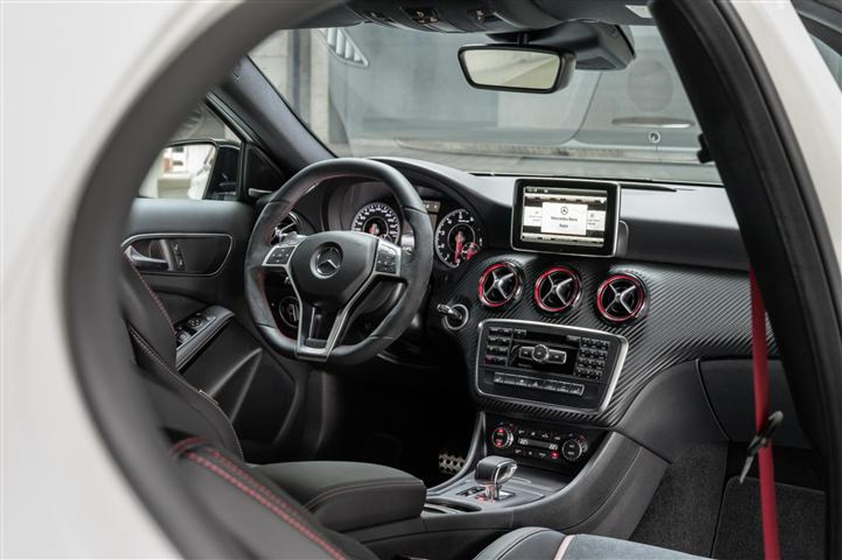 Mercedes Benz A45 Amg Price And Specs In South Africa Cars Co Za