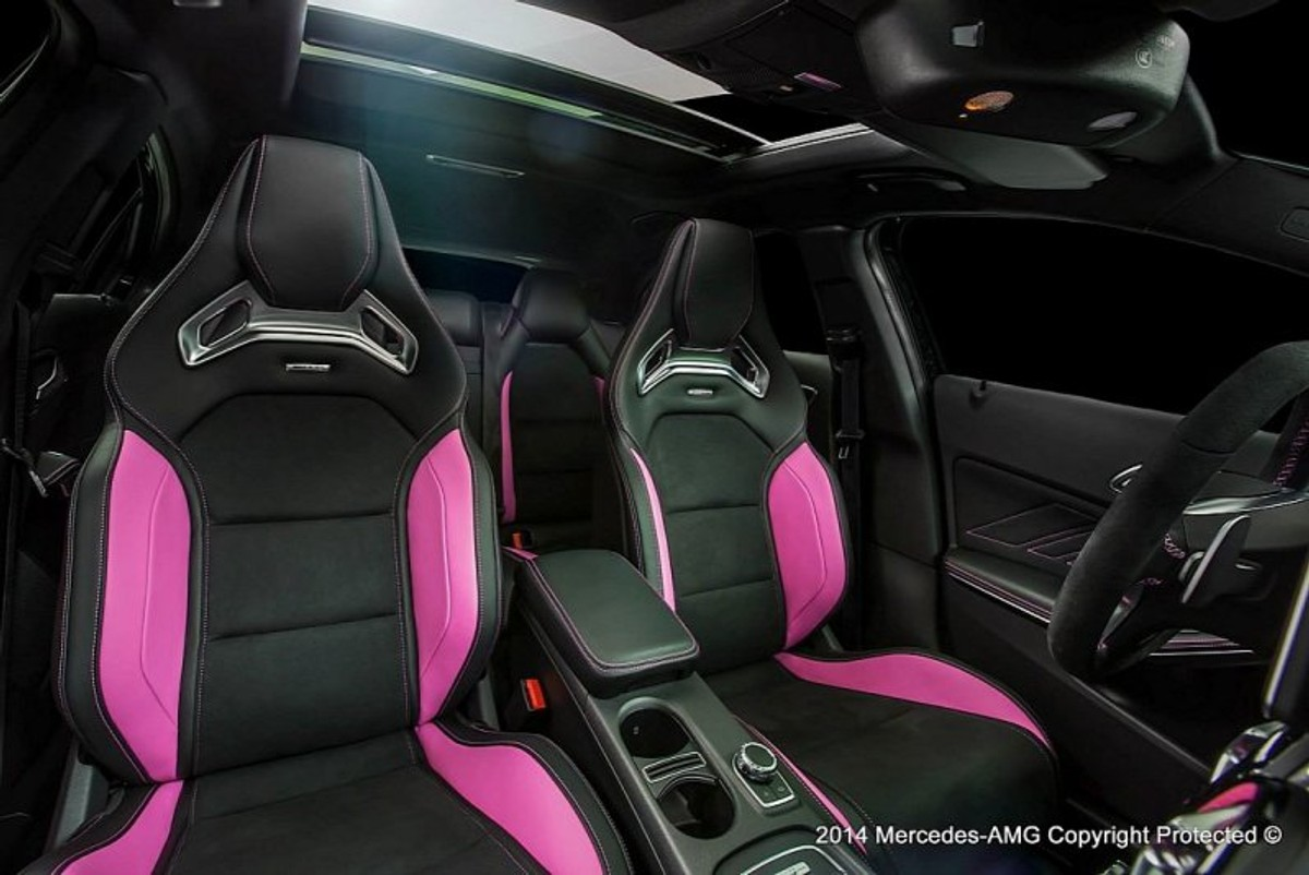 Mercedes Benz A45 Amg Erica Revealed Cars Co Za