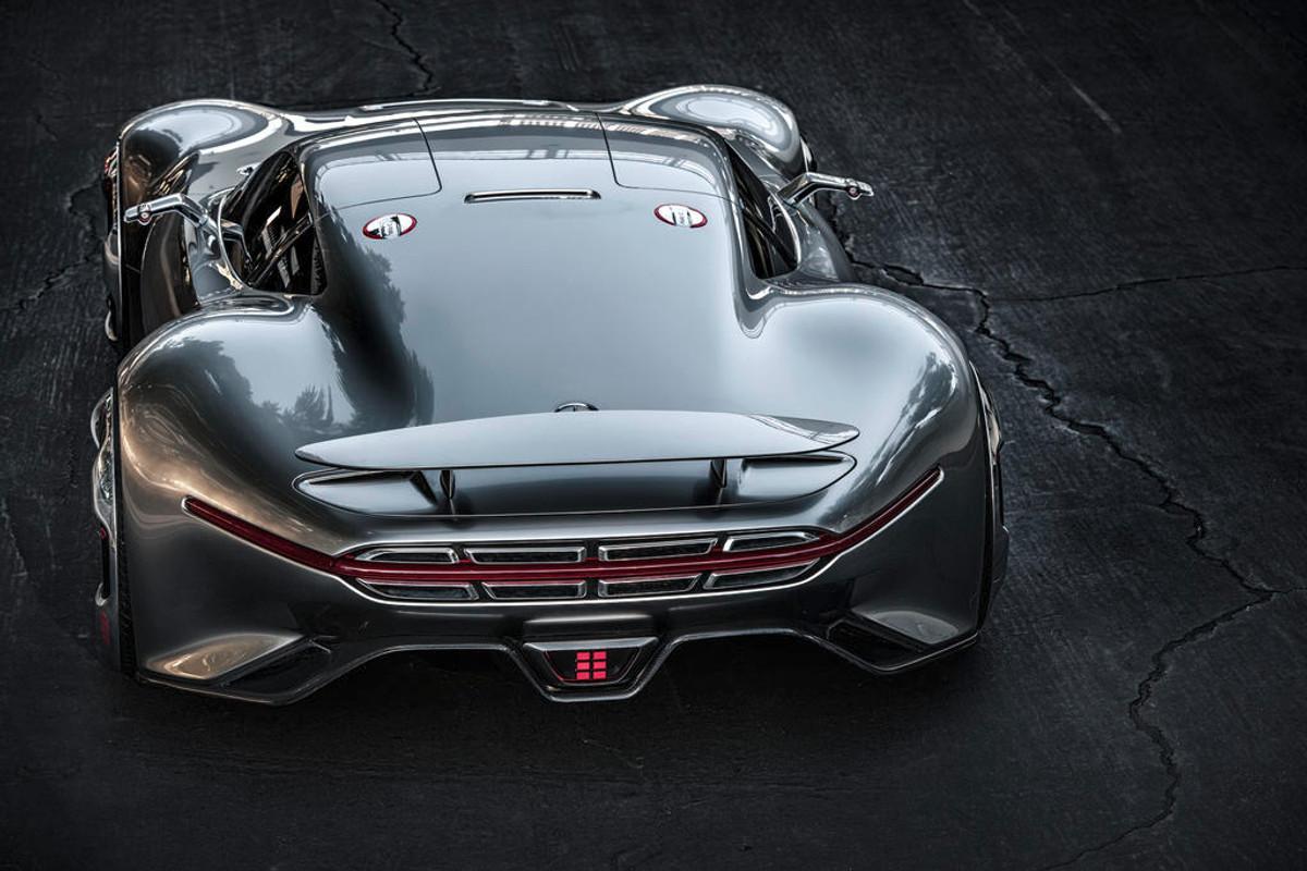 Mercedes-Benz AMG Vision Gran Turismo Revealed - Cars.co.za