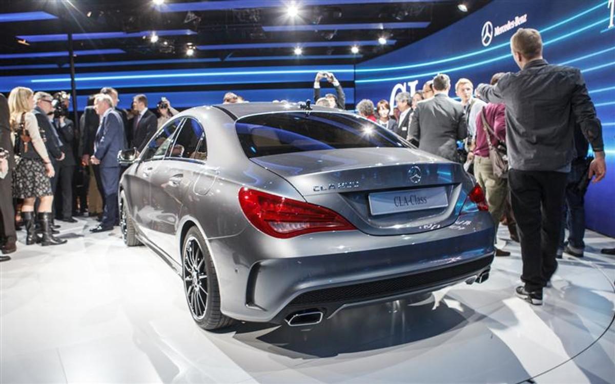 Mercedes Benz Cla 200 Driving Impression Cars Co Za