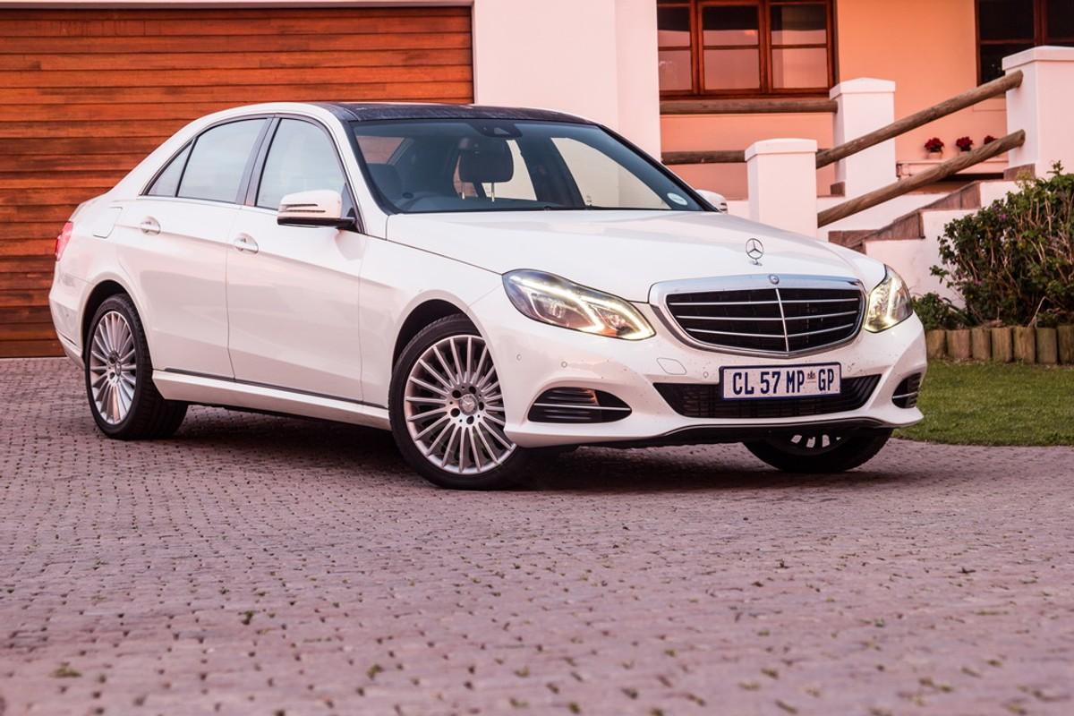 Mercedes Benz E250 Cdi Reviewed Cars Co Za