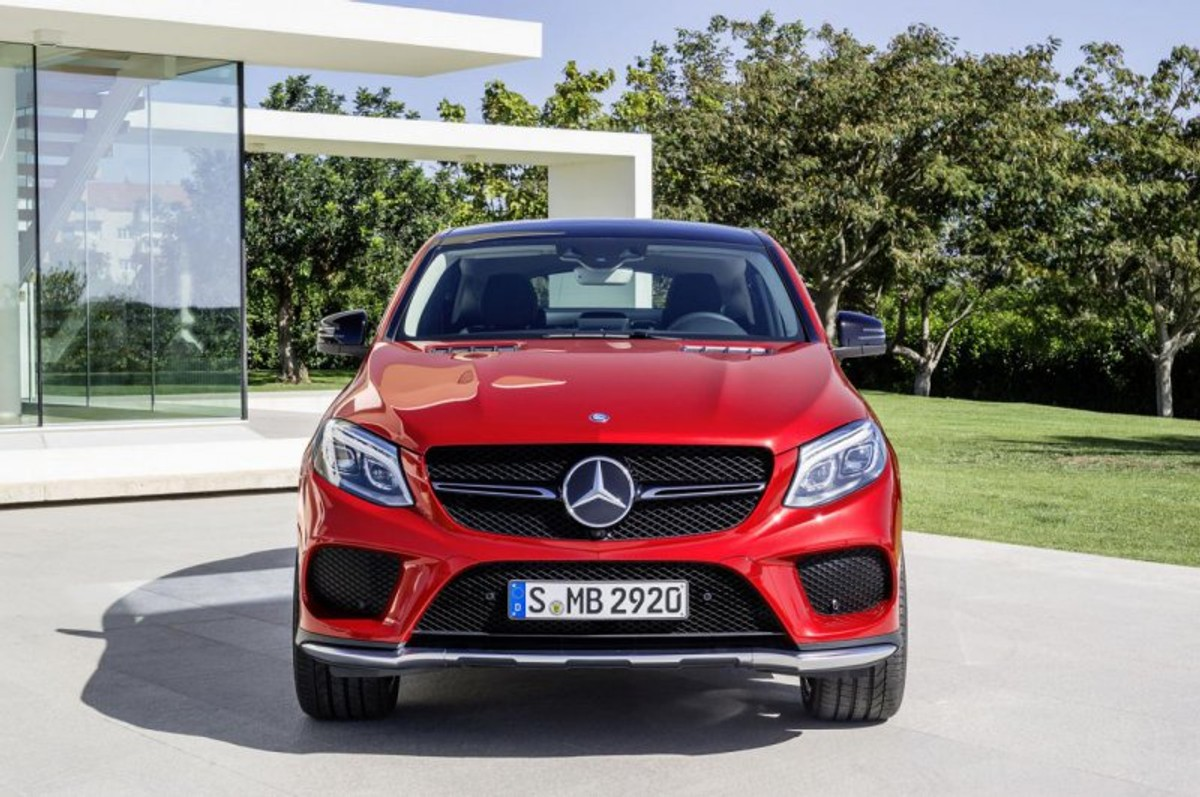 Germany Cars: Mercedes-Benz GLE Coupe Officially Unveiled In Germany