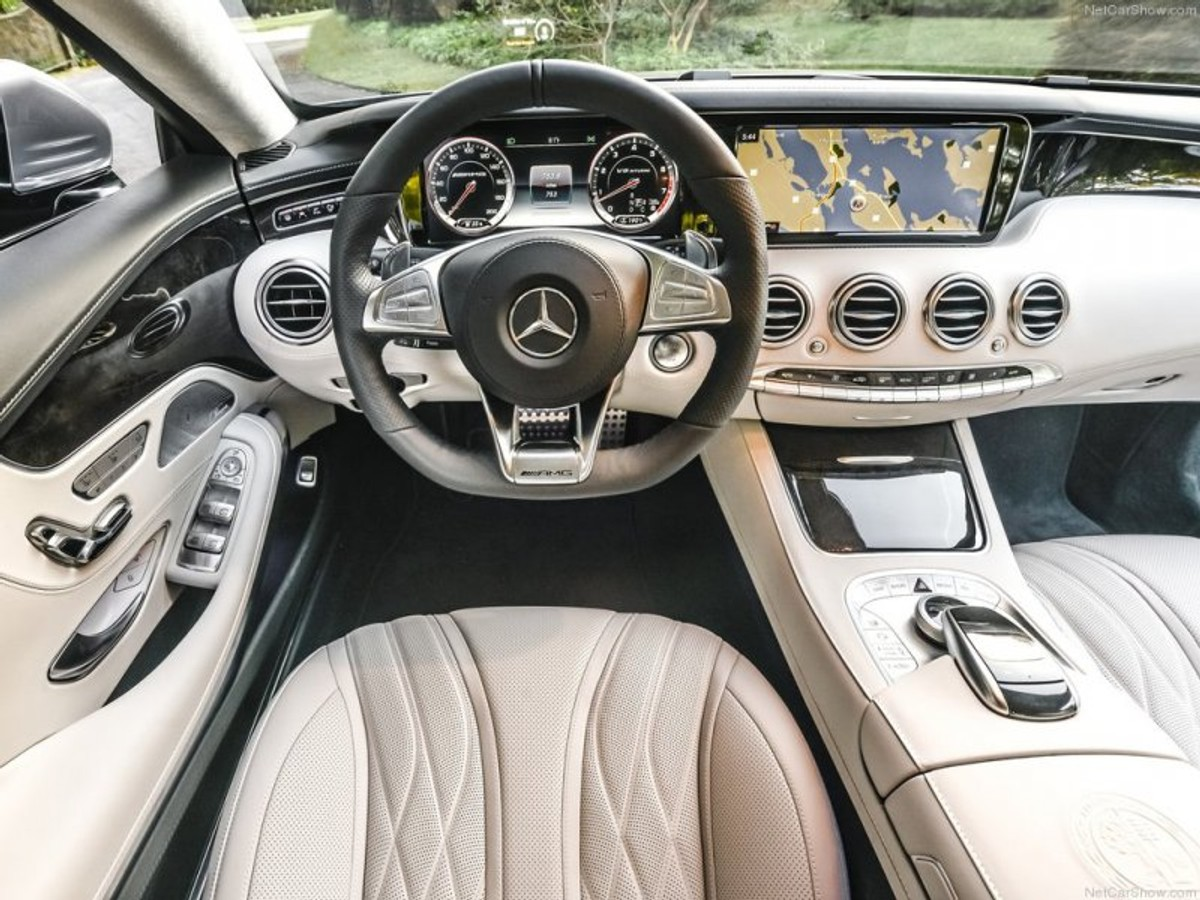 Mercedes-Benz S-Class Coupe (2015) First Drive - Cars.co.za