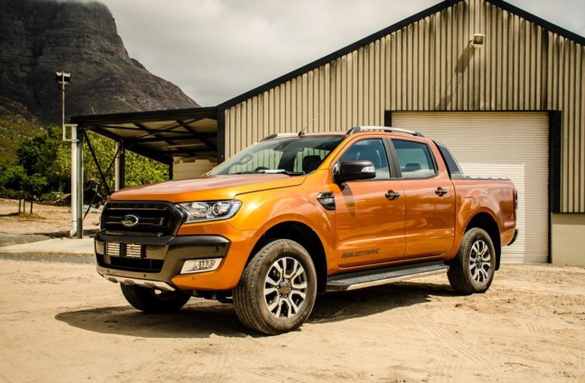 Ford Ranger Kevyt Kuorma-Auto