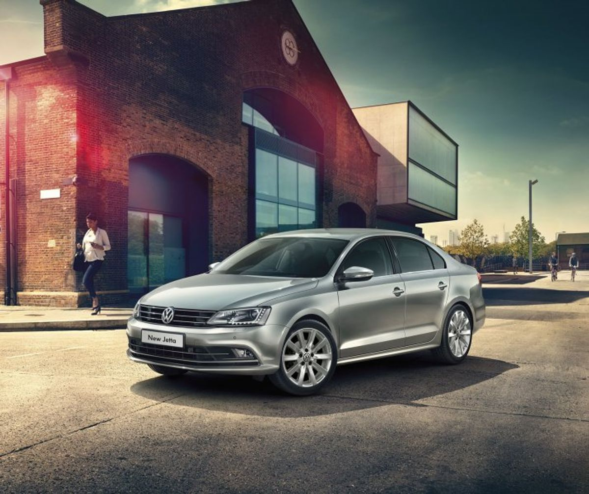 Volkswagen Ushers In New Jetta To SA