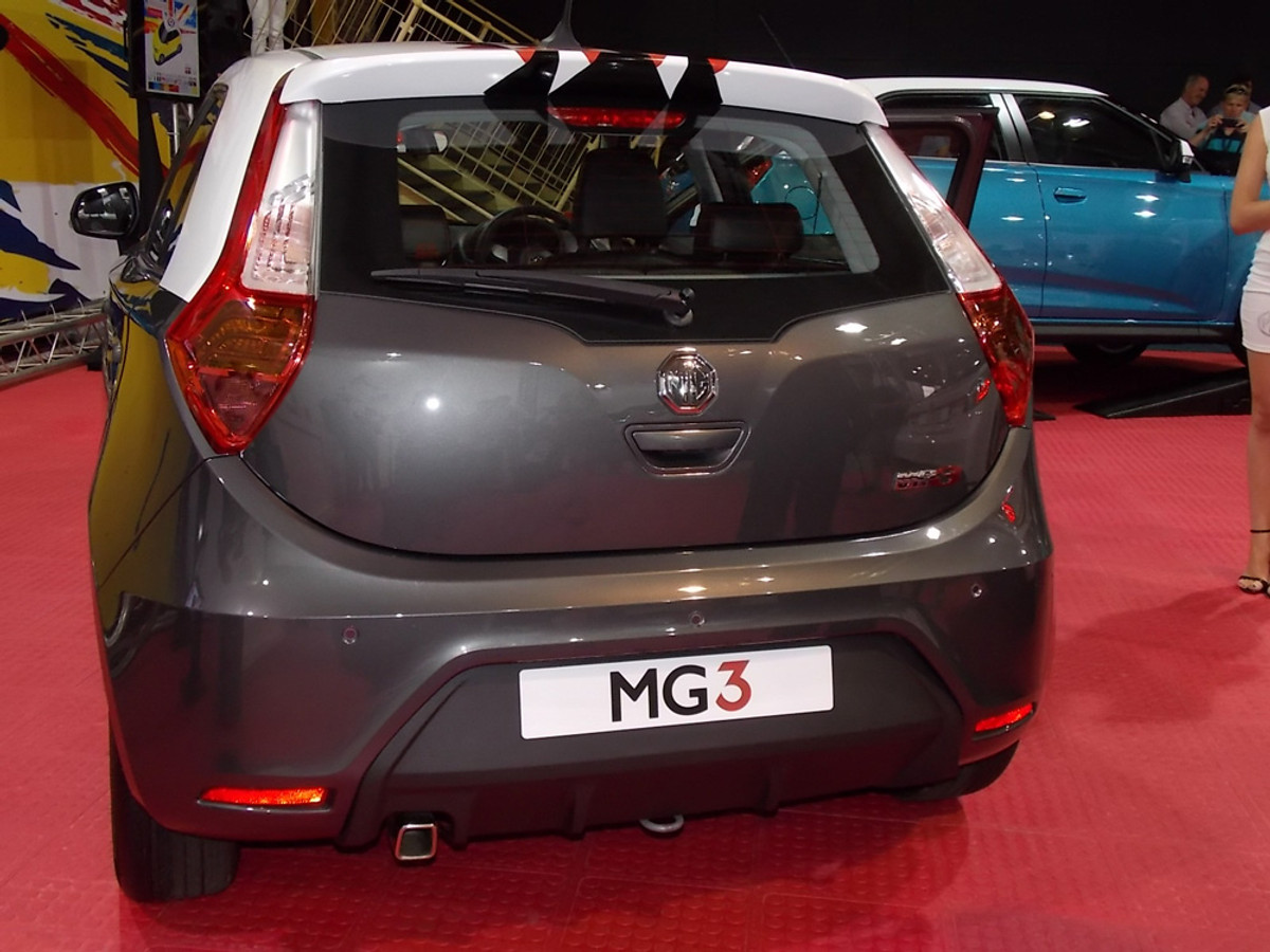 New MG3 supermini to launch in South Africa after 2013 JIMS