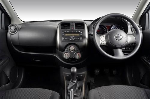 New Nissan Almera Review Cars Co Za
