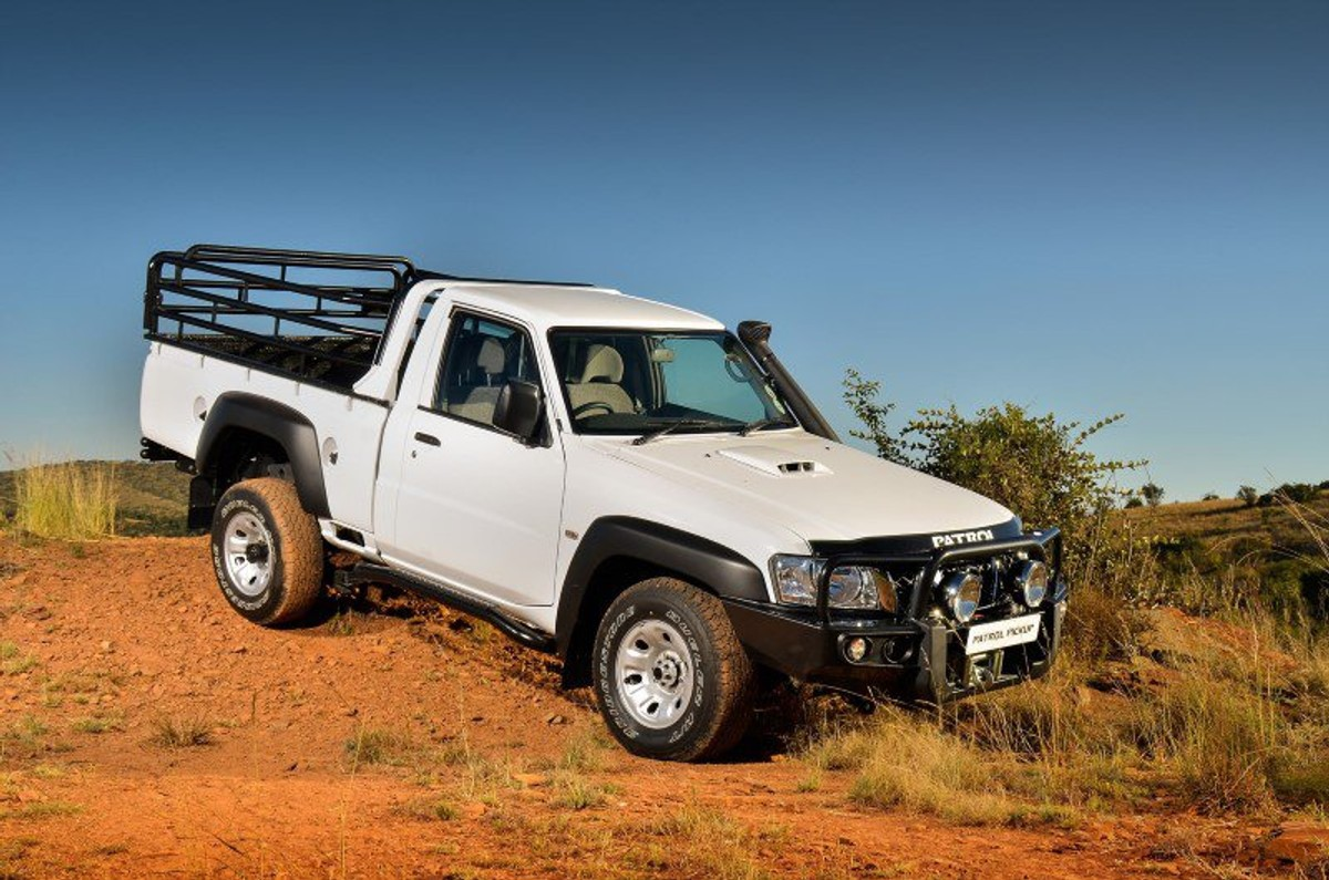 Rugged New Nissan Patrol Launched In SA – Specs and Prices ...