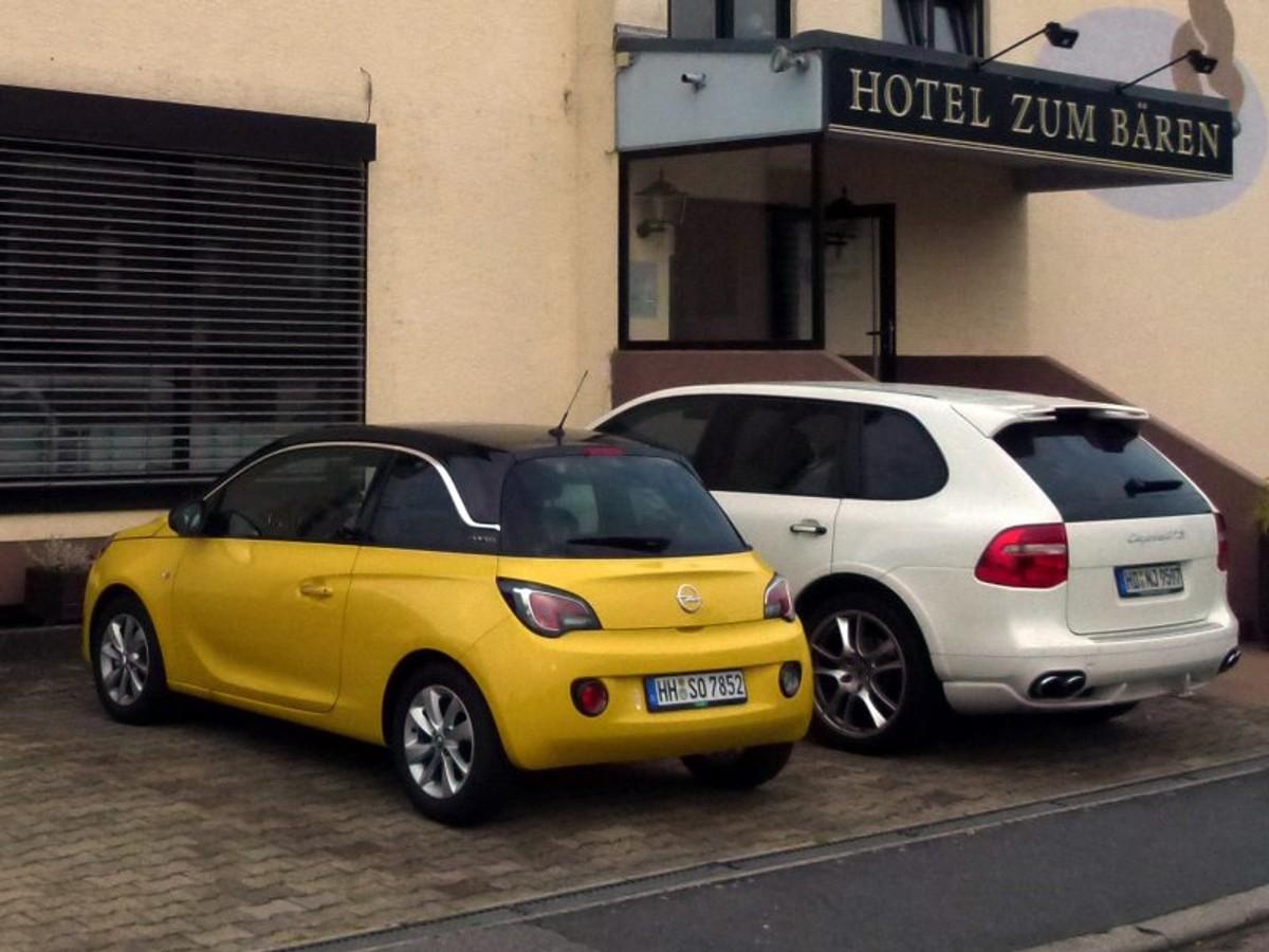 Germany Cars: Opel Adam: Driven In Germany