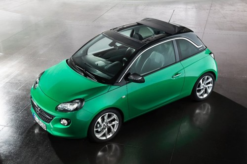 Opel Adam Gains Automatic And Convertible Options Cars Co Za