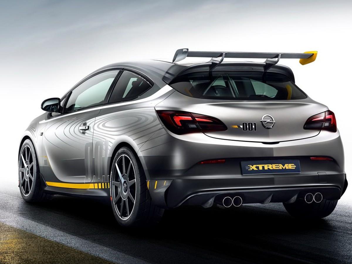 Opel Astra Opc Extreme Ready For Geneva Cars Co Za