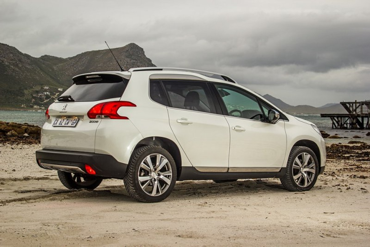 Peugeot 2008 2014 Review Cars Co Za