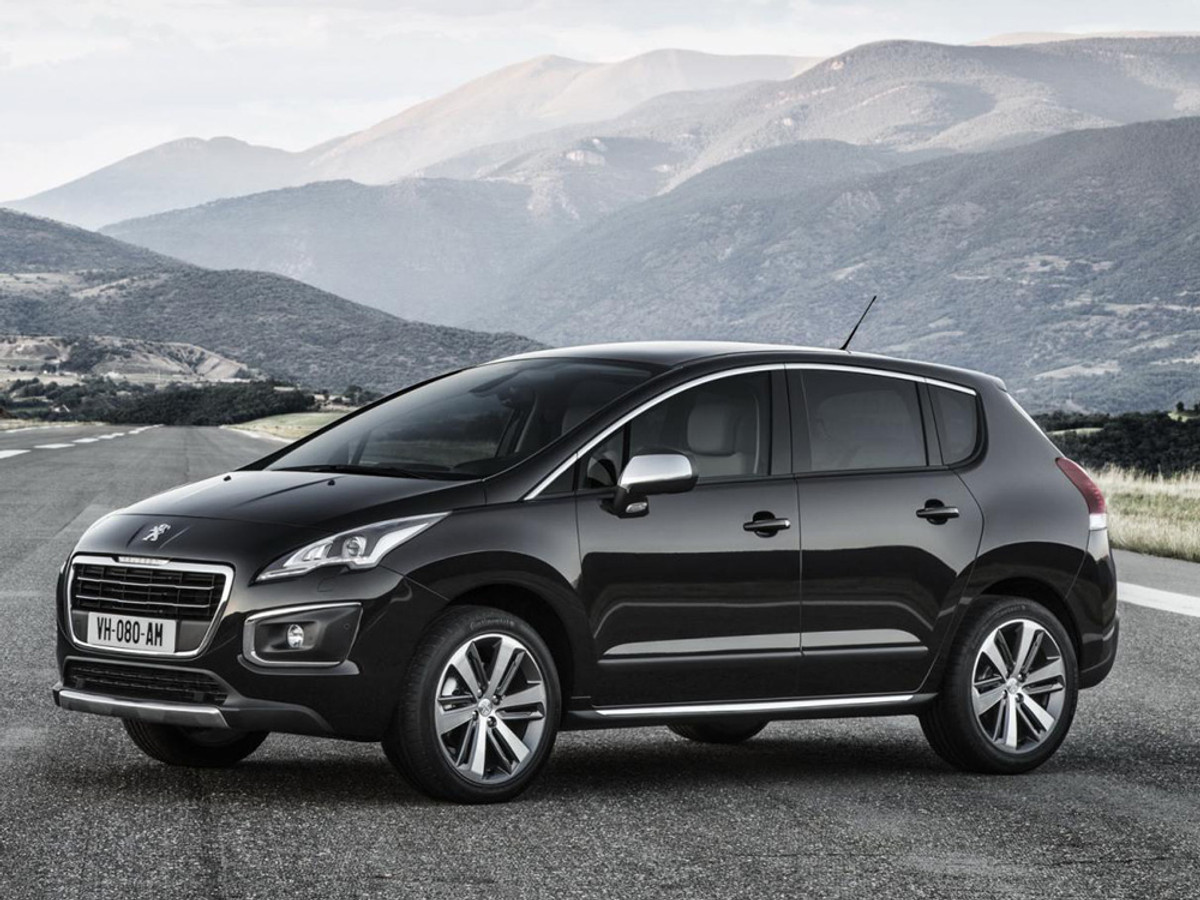 2014 peugeot 3008 facelift revealed. Black Bedroom Furniture Sets. Home Design Ideas