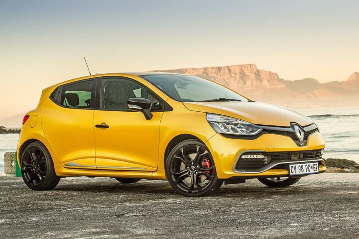 Renault Clio RS 200 EDC (2014) Review - Cars co za