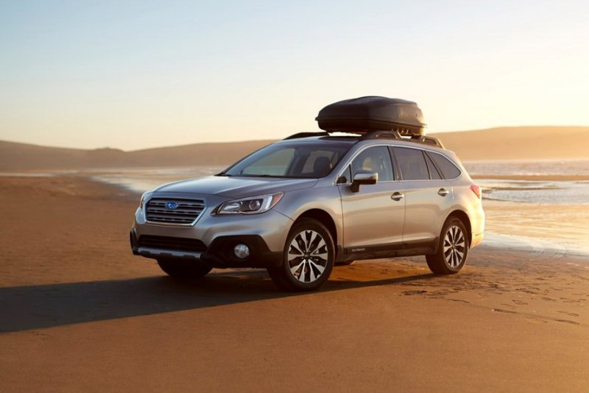 Subaru Outback 2015 Shown Off In New York Cars Co Za
