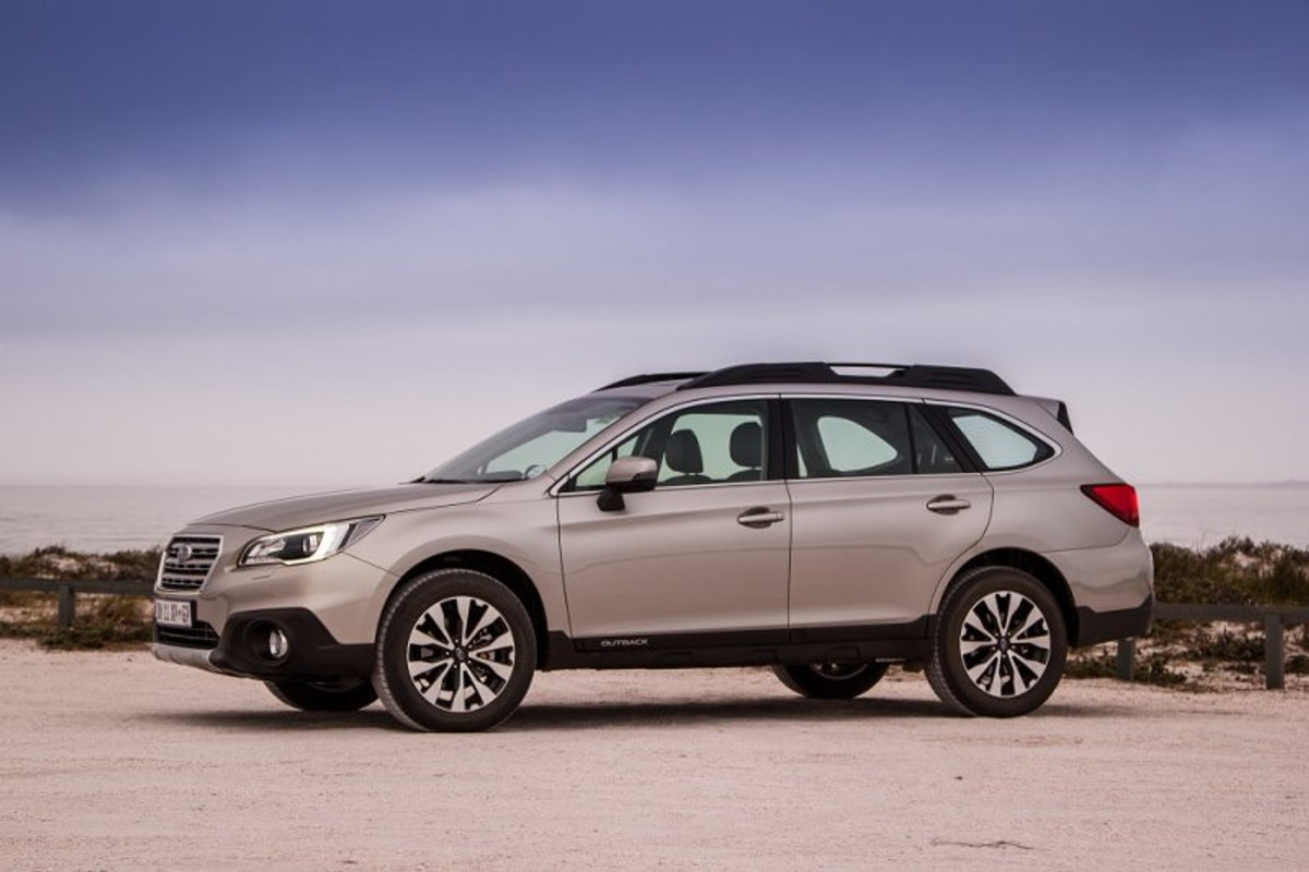 Subaru Outback 2 0 Diesel Lineartronic Cvt 2015 Review