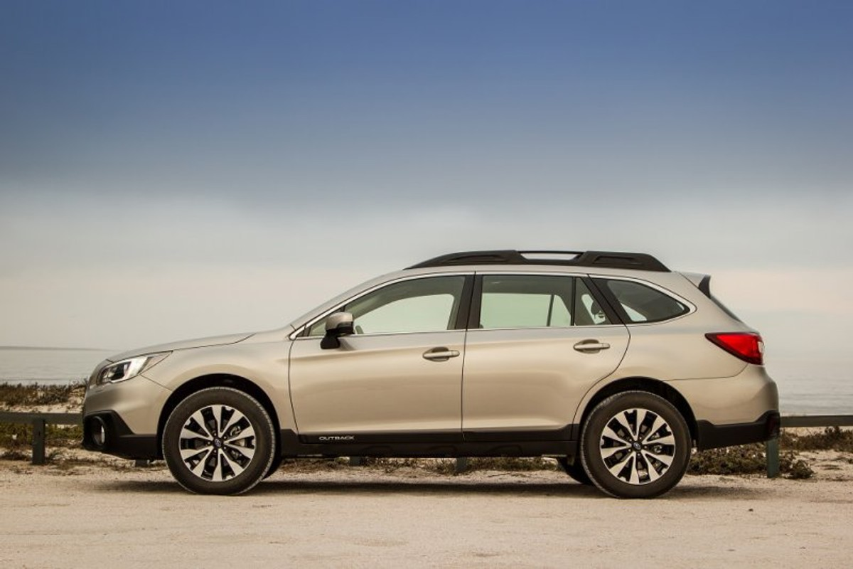 Subaru Outback 2 0 Diesel Lineartronic CVT (2015) Review