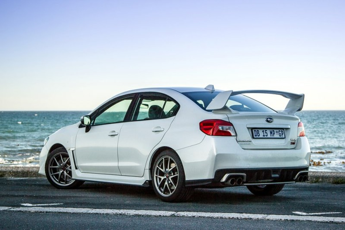 Subaru Wrx Sti 2014 Review Cars Co Za