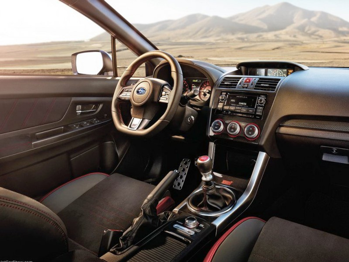 Subaru Wrx Sti 2014 Review Cars Co Za