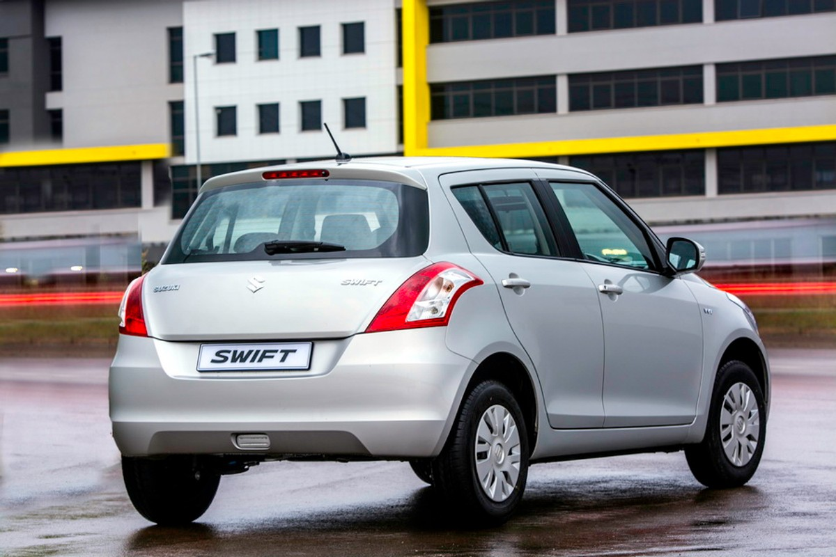 Difference between suzuki swift ga and gl