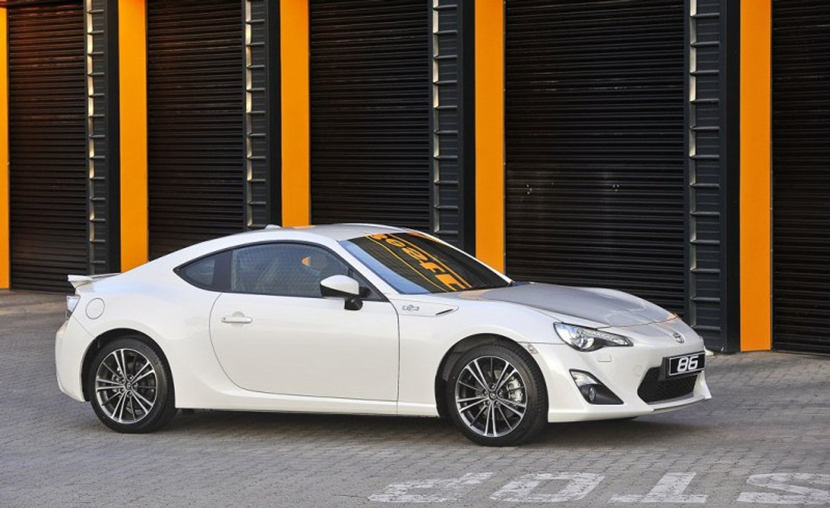 Toyota 86 Updates And New Pricing Cars Co Za