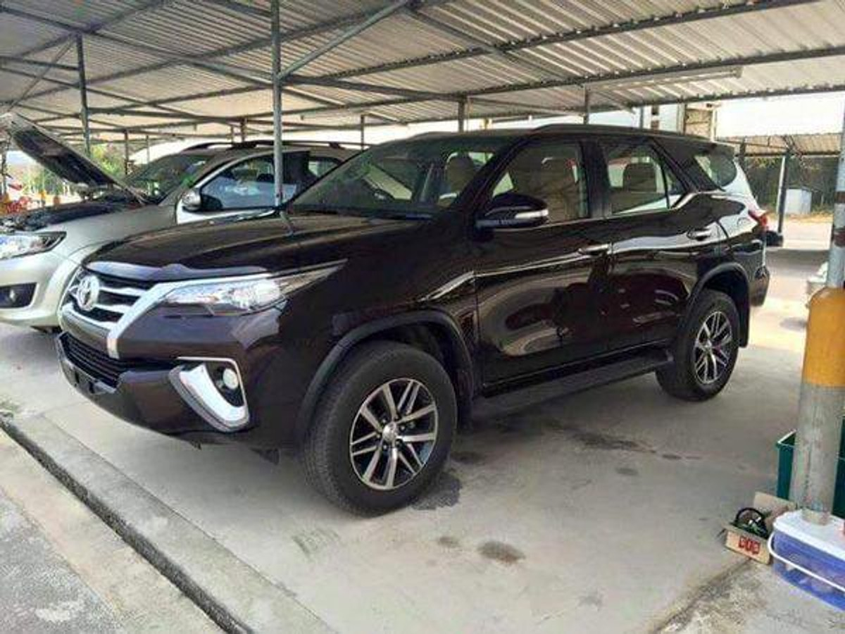 Toyota Fortuner Images Surface Cars Co Za