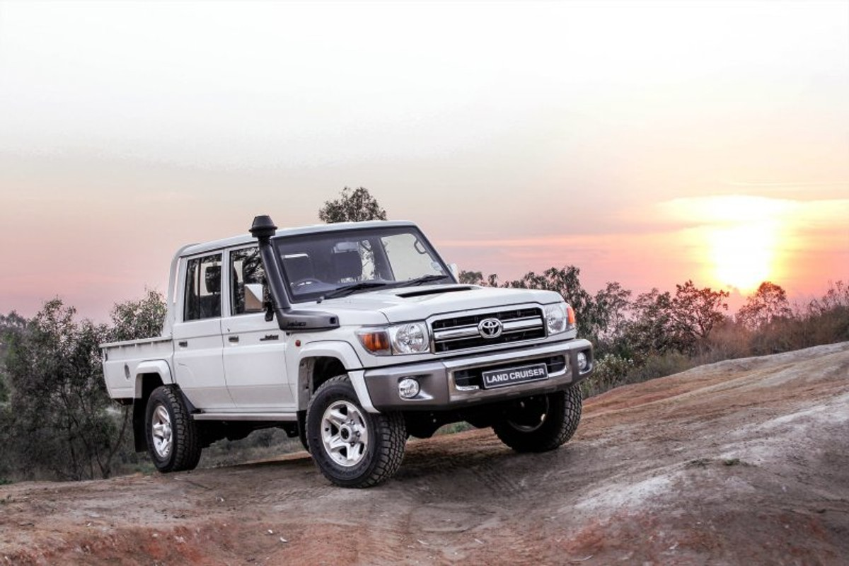 Toyota Land Cruiser 70 Series Updated Pricing For 2015 1