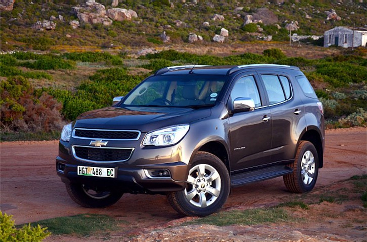 ... Chevrolet TrailBlazer 6 ...