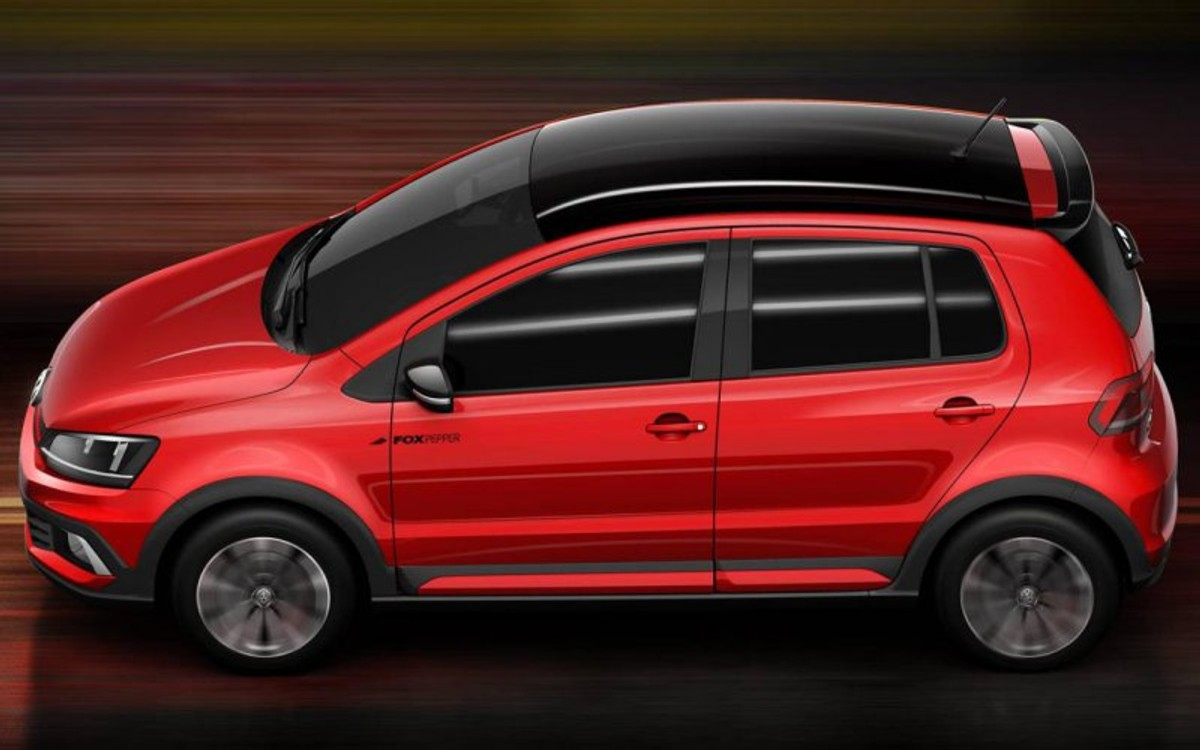 Volkswagen Fox Pepper Concept Revealed