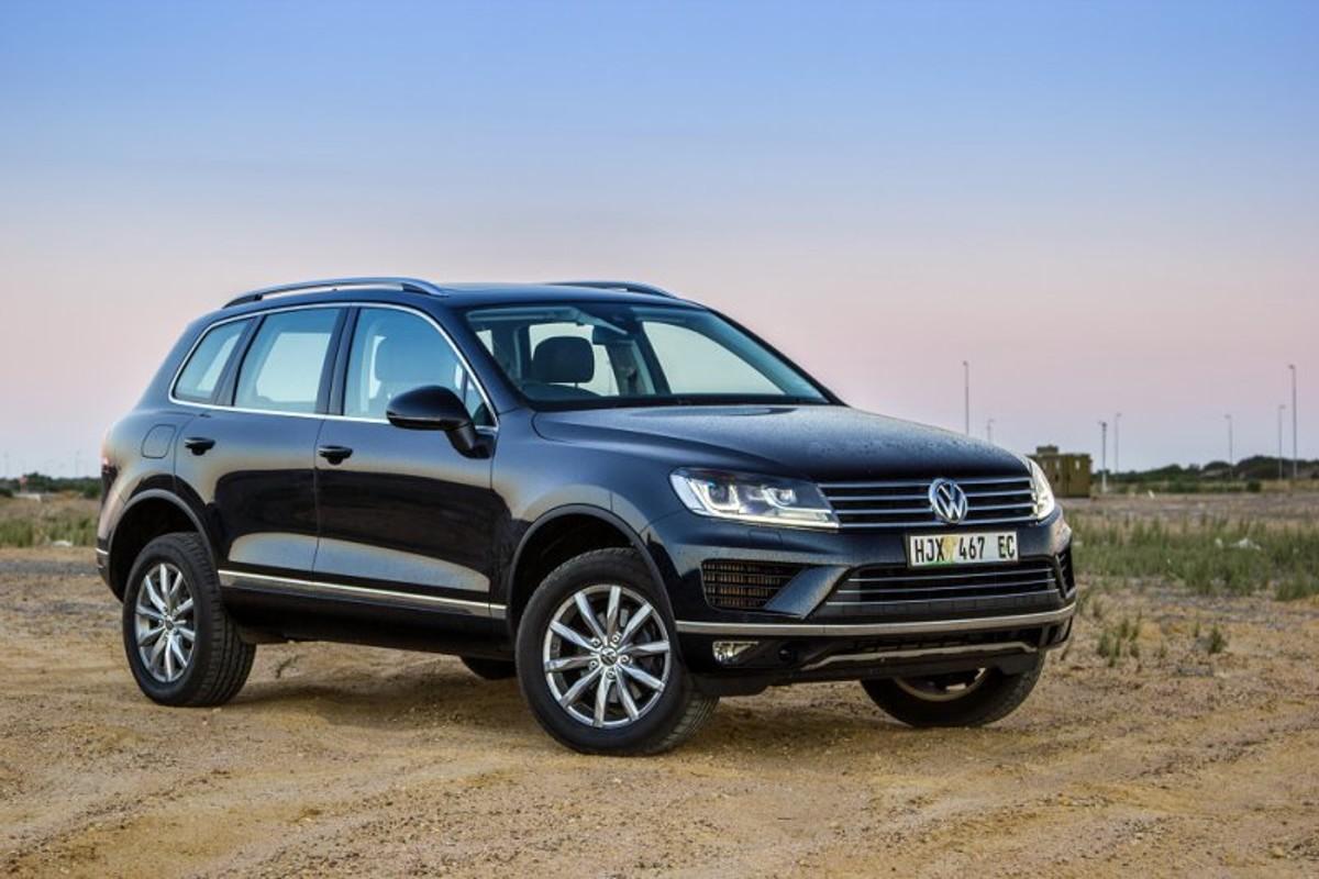 Volkswagen Touareg 2015 Review Cars Co Za
