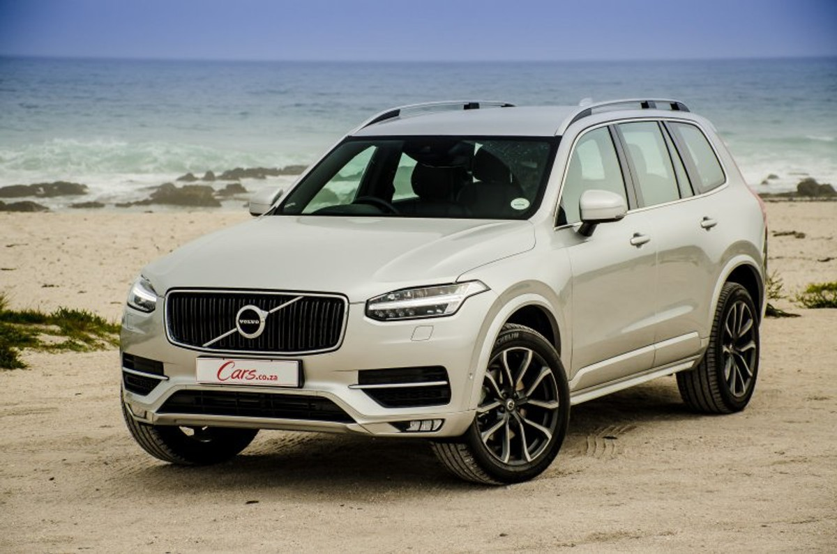 Volvo XC90 T6 Momentum (2015) Review - Cars.co.za