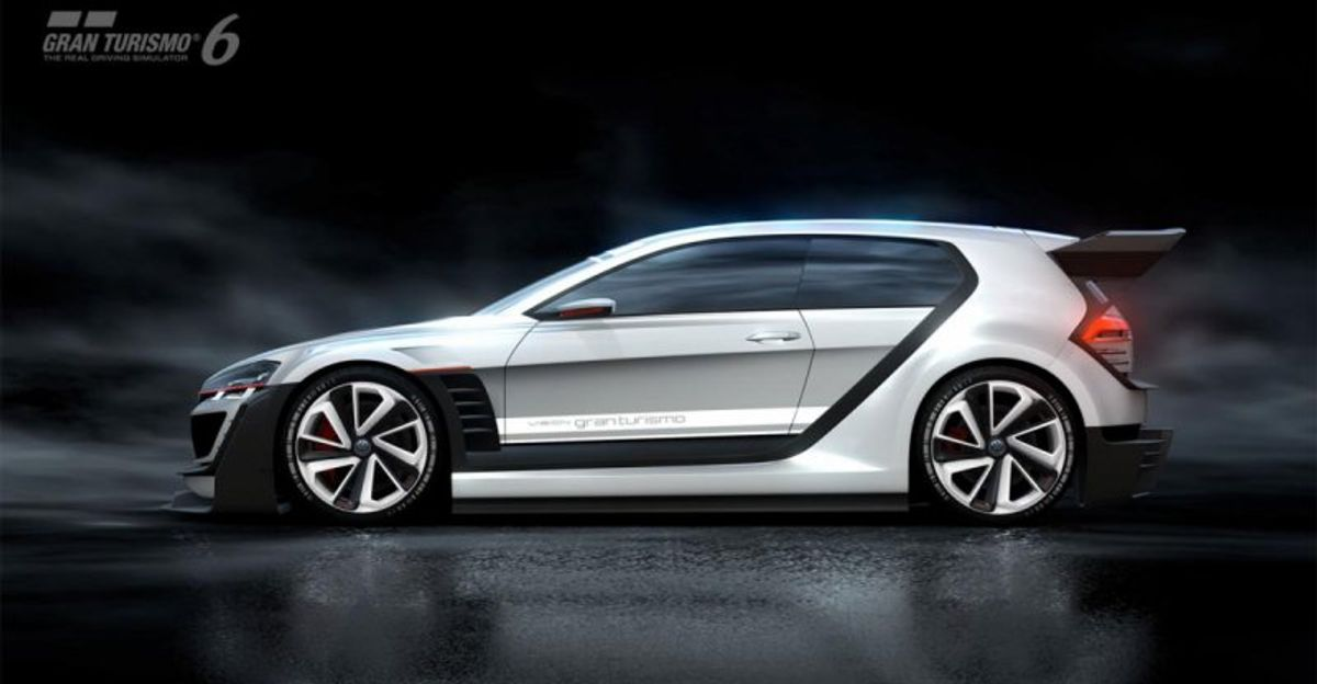 Update Volkswagen Gti Supersport Vision Gt Video Cars Co Za