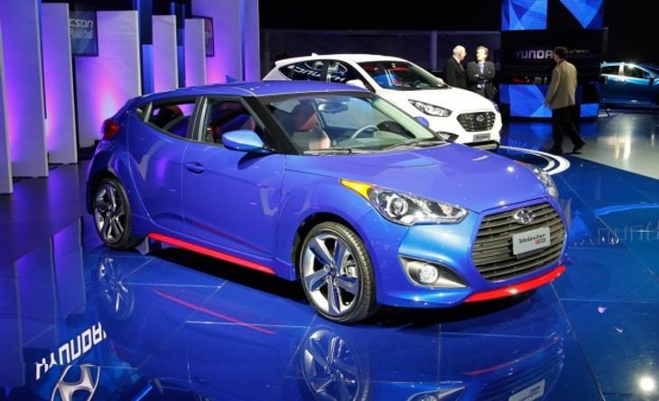 2014 Hyundai Veloster Turbo R Spec Unveiled In La Cars Co Za